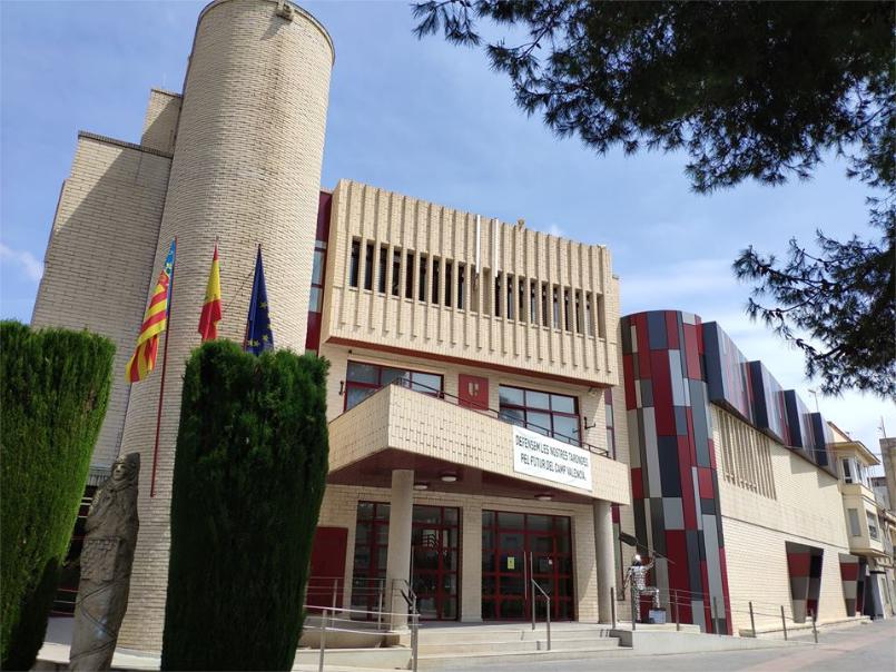 Una subvenció de 16.894 euros de la Generalitat servirà per a modernitzar el Saló d'Actes de la Casa de Cultura