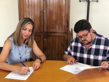 Bellreguard i Guardamar signen el conveni per construir el dipòsit que garantirà l'abastiment d'aigua potable amb la màxima qualitat