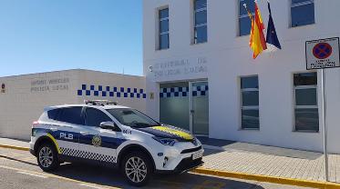 La Policia Local de Bellreguard guanya en eficàcia amb un reforç dels seus recursos