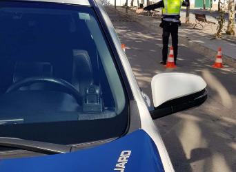 Campanya de control de cinturó de seguretat i documentació en vehicles