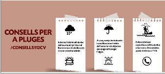Suspeses les classes per l'alerta roja meteorològica