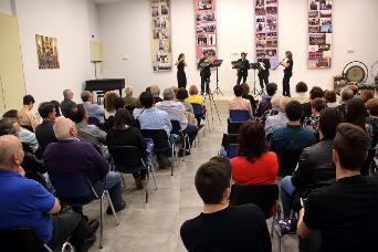 Tritono Quintet, corda per al segon dels Concerts de primavera