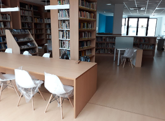 Dimecres obrin la nova Biblioteca i la Central de Policia Local