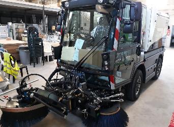 Bellreguard compta amb un nou vehicle de neteja