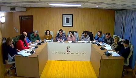 L'Ajuntament reforça l'accent social en els pressupostos per al 2020
