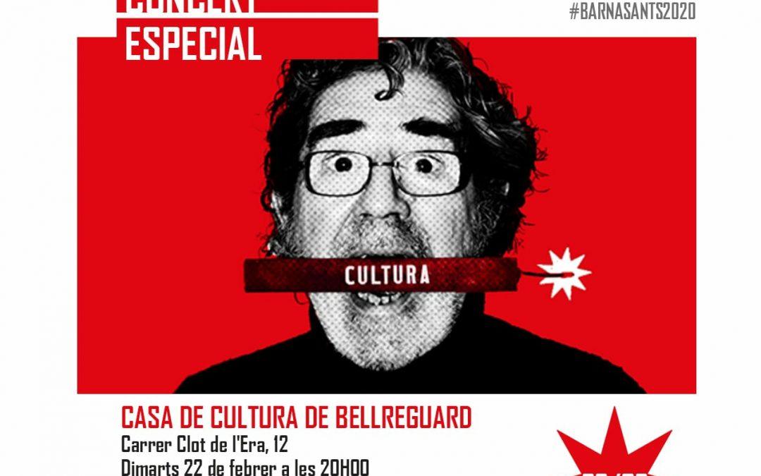 Bellreguard es converteix en seu valenciana del projecte cultural BarnaSants