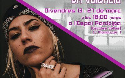 La rapera Tesa oferirà un taller per a joves i un concert a Bellreguard