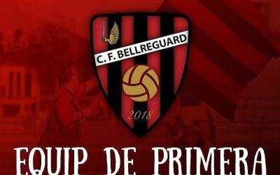 L'Ajuntament felicita al CF Bellreguard pel seu ascens a Primera Regional