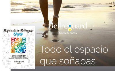 Bellreguard i Guardamar llancen una campanya conjunta per promoure la seguretat de les seues platges