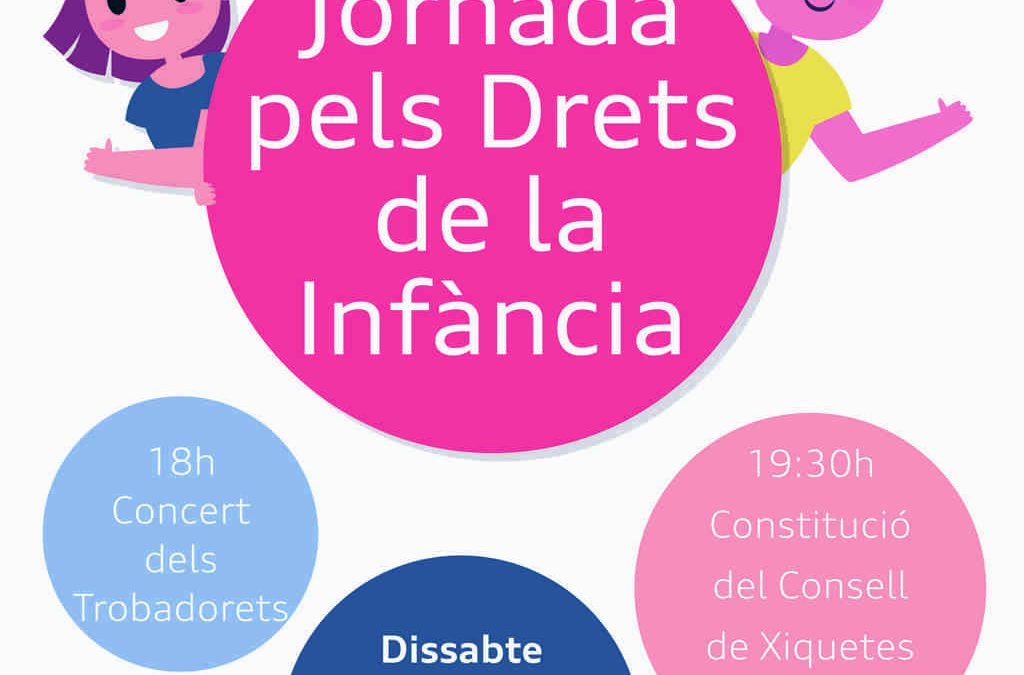 Bellreguard celebra el Dia dels Drets de la Infància