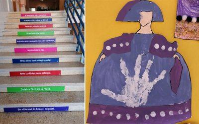 Bellreguard celebra el Dia contra la Violència de Gènere amb la implicació dels centres educatius