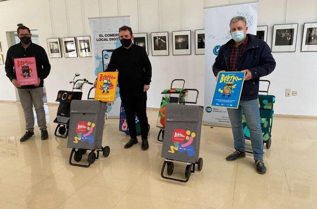 L'Ajuntament recolza al teixit comercial de Bellreguard sumant-se a la campanya 'Comerç Brutal' i ampliant-la