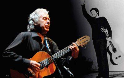 Paco Ibáñez tanca a Bellreguard el festival BarnaSants