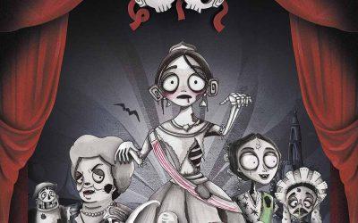 Bellreguard acoge el estreno en la Safor de la adaptación teatral del juego 'La Fallera Calavera'